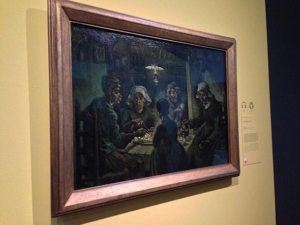 Van Gogh's Potato Eaters