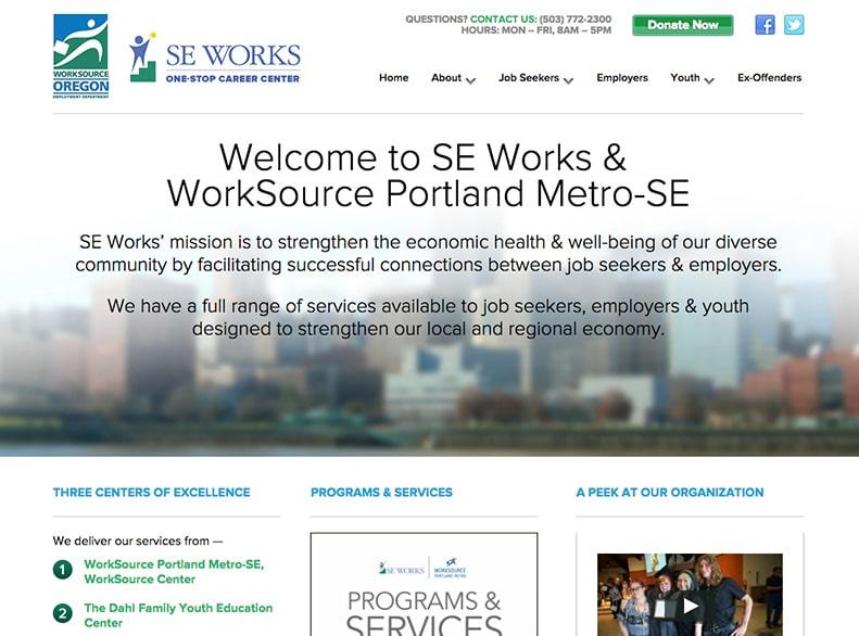SE Works Website