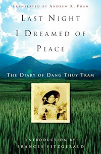Last Night I Dreamed of Peace by Dang Thuy Tram