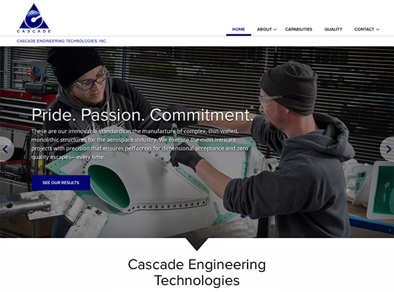Cascade Engineering Technologies