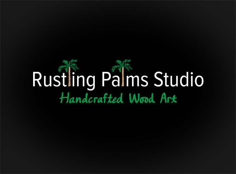 Rustling Palms Studio Logo