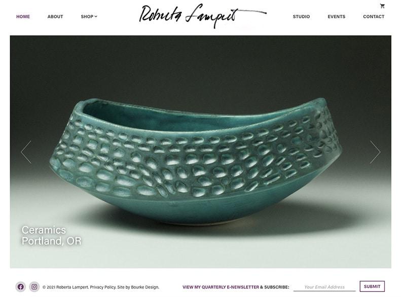 Roberta Lampert Website